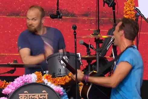 Coldplay 2015 Global Citizen Festival-51