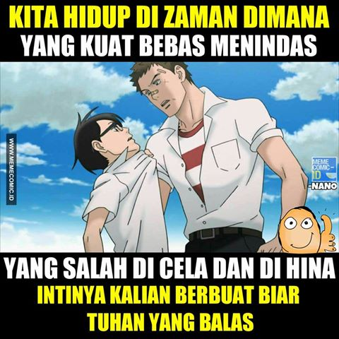 Kumpulan Meme Comic Anime dan Kartun Yang Akan Membuat Loe sanggup Pencerahan Kumpulan Meme Comic Anime dan Kartun Yang Akan Membuat Loe sanggup Pencerahan
