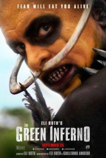 Địa Ngục Chốn Rừng Xanh - The Green Inferno (2015)