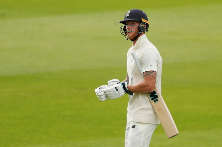 England's Ben Stokes. Picture: REUTERS/LEE SMITH