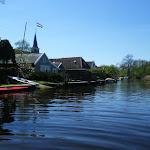 078-We wandelen door de Feestvreugde van Heeg.