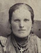 Олейник Устиния Александровна-бабушка