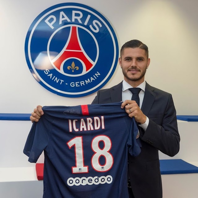OFFICIAL: PSG sign Icardi on permanent basis for reportedly €50m plus bonuses until 2024