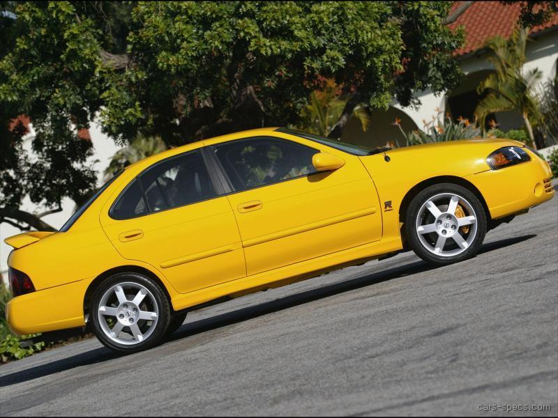 2006 Nissan Sentra Se R Spec V Specifications Pictures