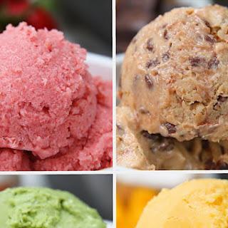 Frozen Yogurt 4 Ways.