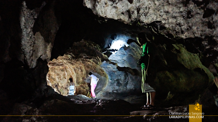 Into the Light at Hoyop-Hoyopan Cave in Camalig, Albay
