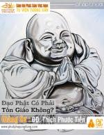Đạo Phật Có Phải Tôn Giáo Không? - KT54