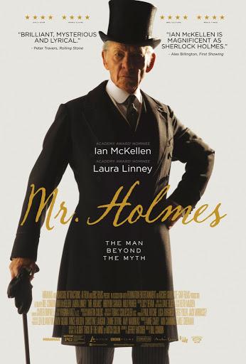 Ο Κος Χολμς (Mr. Holmes) Poster