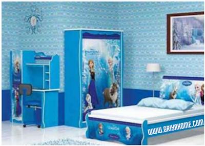 Furniture Tema Frozen