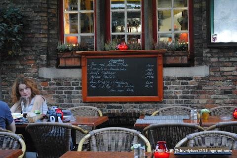 【布鲁日美食】Restaurant 't Oud Kanthuys Bruges| 抵挡不了青蚝的诱惑