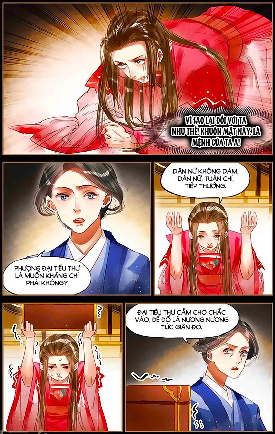 Thần Y Đích Nữ Chap 68