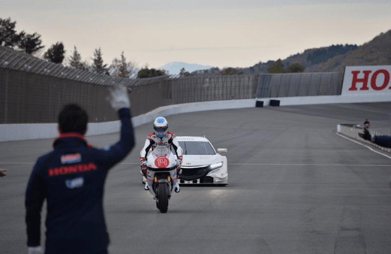 ★マルケス、ペドロサ「Honda Racing THANKS DAY 2015」に参加