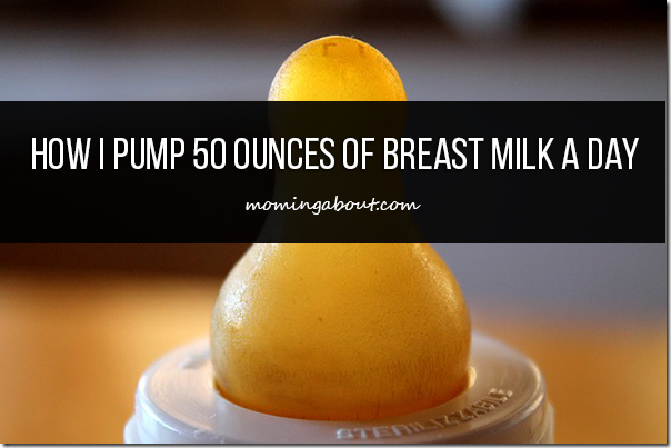 Pump Breast Milk