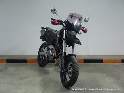 Honda FMX650 2005