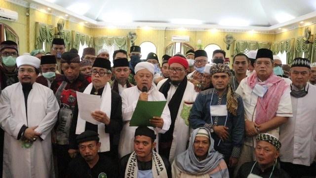 Dimulai, Aliansi Umat Islam Bogor Desak Penggagas RUU HIP Diusut Tuntas