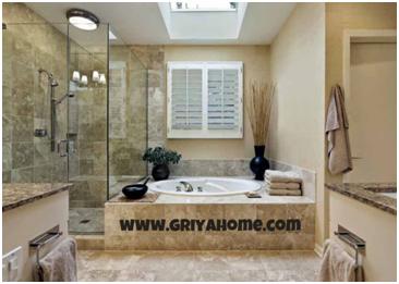 Bathub + Shower