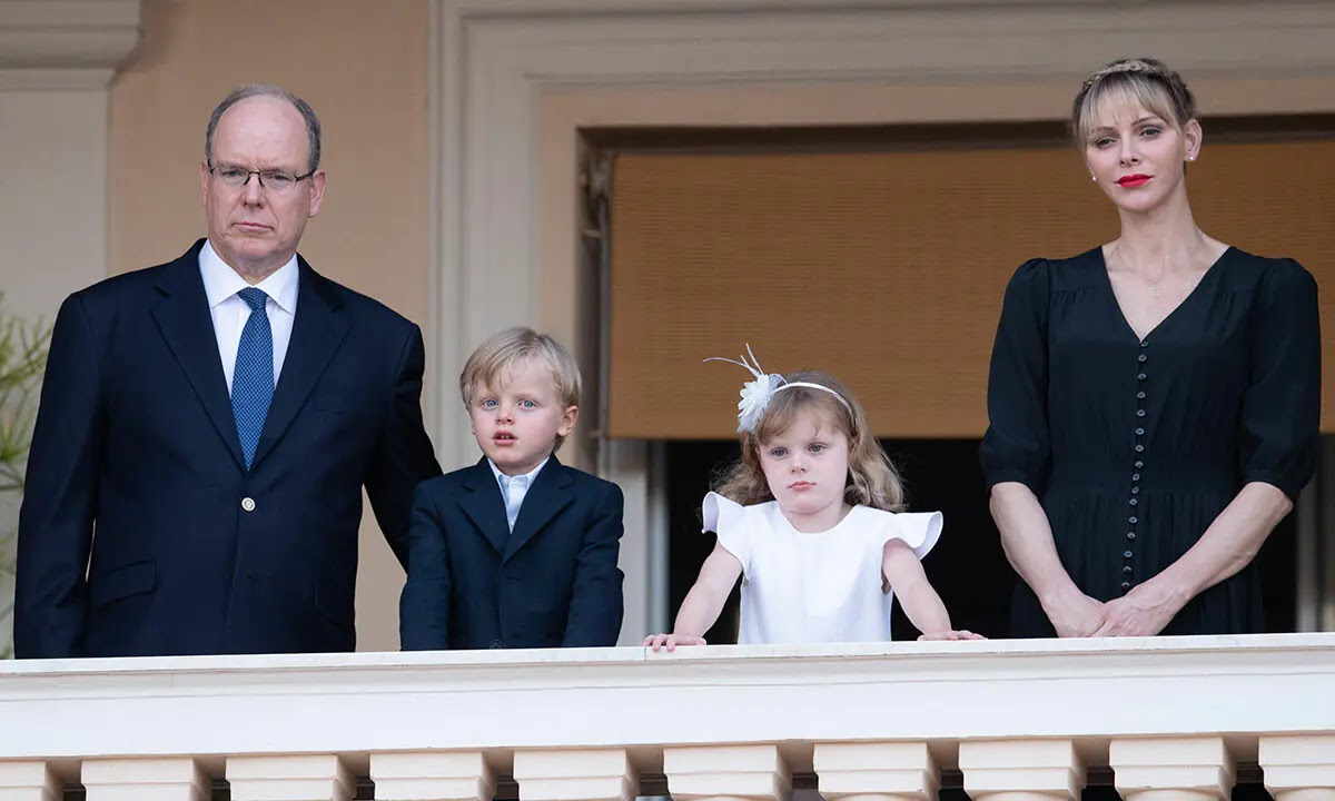 Princess Charlene Reveals it's Been a 'Trying Time' after Spending Tenth Wedding Anniversary without Prince Albert