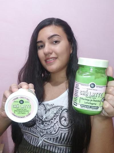 Resenha: Máscara Matchá e Leite Vegetal - Lola Cosmetics