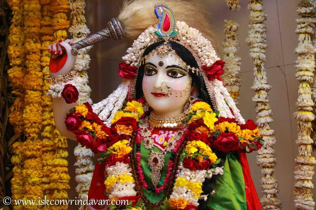 ISKCON Vrindavan Sringar Deity Darshan 29 Feb 2016 (16)