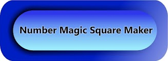 Number Magic Square Maker