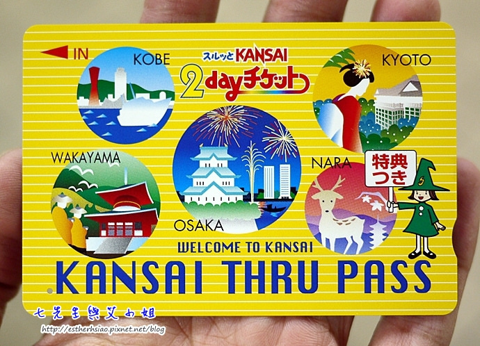 6 HANKYU TOURIST PASS