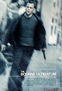 Tối Hậu Thư Của Bourne - The Bourne Ultimatum poster