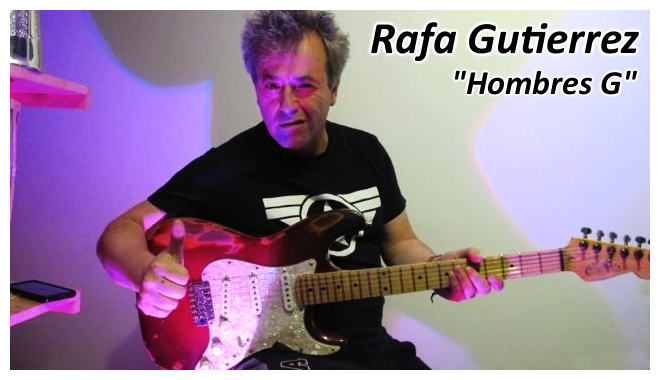 rafa gutierrez - hombres g