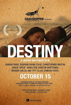 My Thoughts on Technology and Jamaica: Destiny, the Jeremy