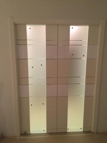 puertas de interior con cristal
