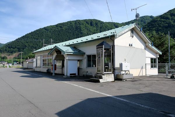 湯瀬温泉駅