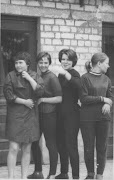 05.1968. ХАИ 7-ое общежитие. Перед тренировкой