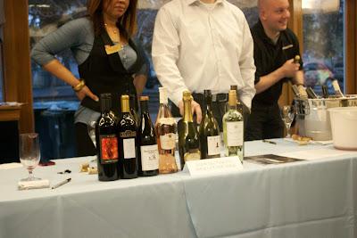 Wine's from Stu Leonard's.