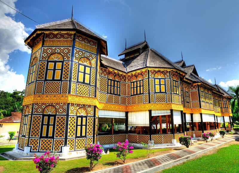 Istana Kenangan Bukit Chandan