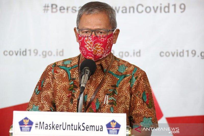 Kurva Corona di Aceh Landai, Jubir Covid-19: Masyarakatnya Patuh