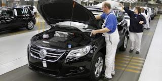 L'usine Volkswagen installée officiellement en Algérie