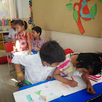 Look & Draw and Drawing Competition (Primary) 22.04.2015