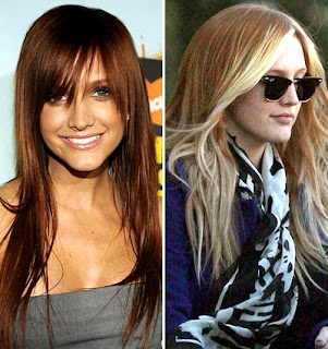 Ashlee Simpson hairstyles Pictures