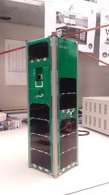 Copper-2 CubeSat