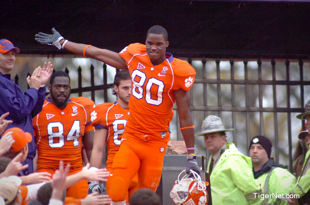 Clemson vs. South Carolina - Hill Photos - 2008, Aaron Kelly, Football, South Carolina