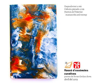 llibre de poemes en català