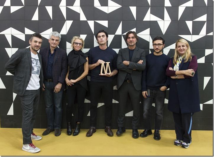 Gianluigi Ricuperati, Niccolò Sprovieri,Sarah Cosulich, Giorgio Andreotta Calò,  Massimo Orsini, Marco De Vincenzo, Patricia Urquiola_