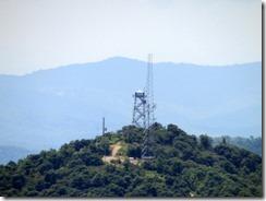 Fryingpan firetower is very far away