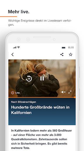 ZDFheute - Nachrichten 3.3 screenshots 7