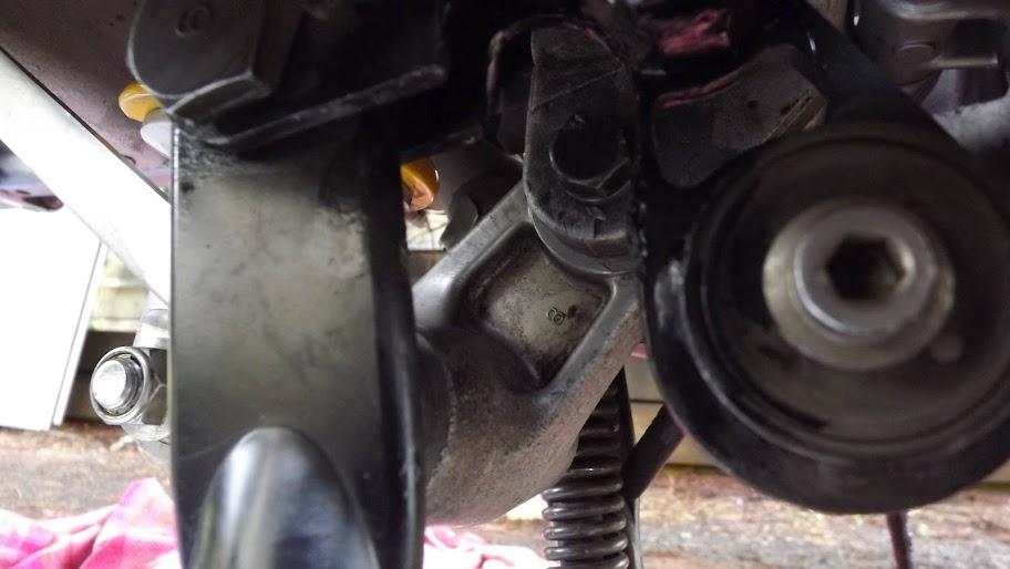 Ahm Exhaust For  Yamaha Rt