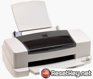 Reset Epson Color 860 End of Service Life Error message