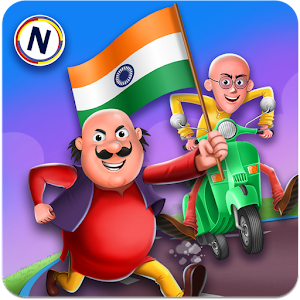 Motu Patlu Run Game App Latest Version Free Download From Feedapps