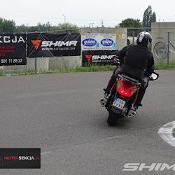 Fotorelacja ze Szkolenia Motocyklowego organizowanego przez Moto-Sekcję w dniu 25.08.2018r. na Torze ODTJ Lublin.