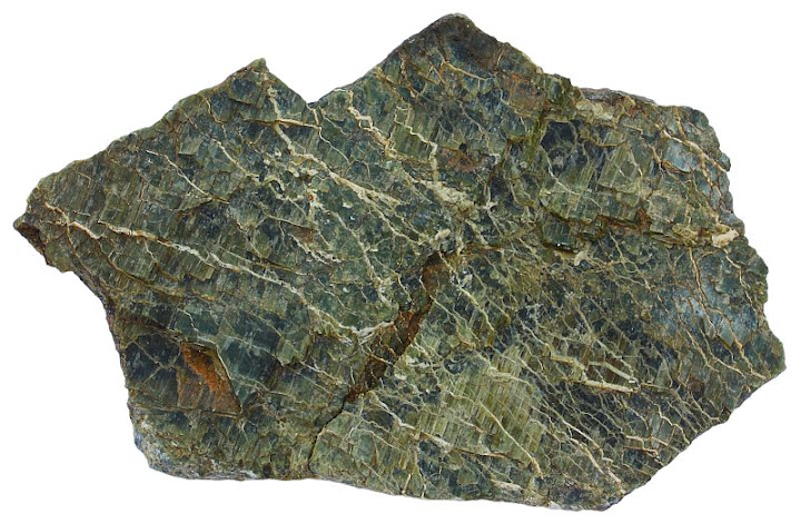 Serpentinite Metamorphic Rocks
