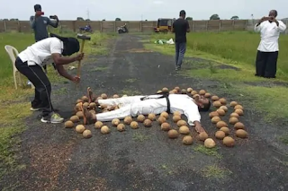 World-record-set-by-breaking-coconut