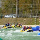Kayak en Fille